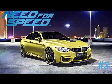 Need For Speed PS4 #3 BMW ///M4 Aldım