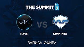 Rave vs MVP Phoenix, game 1