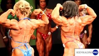 Female Bodybuilder   2014 Toronto Pro