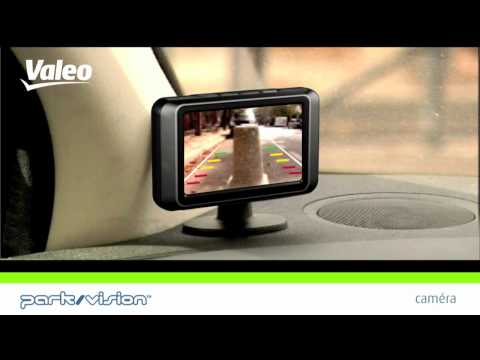 Valeo Aide au stationnement avec caméra de recul park/vision™
