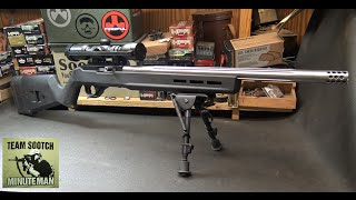 Ruger 10/22 Dream Rifle: Kidd Innovative Design