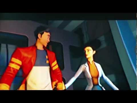Generator Rex Agent of Providence walkthrough part 1