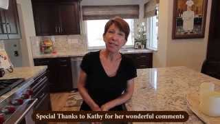 Mission Viejo Client Testimonial on a Complete Design Build Home Remodel with Custom Cabinets