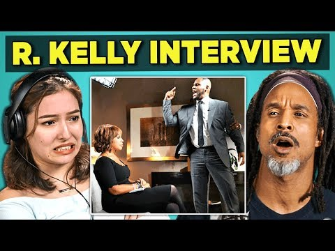 Adults React To R. Kelly Interview & SNL Cold Open