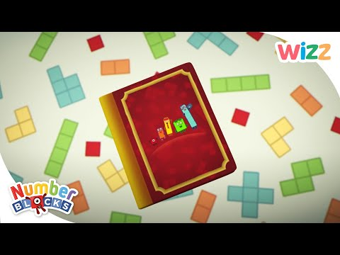 Numberblocks - Learn to Count | Math Stories | Wizz | Cartoons for Kids