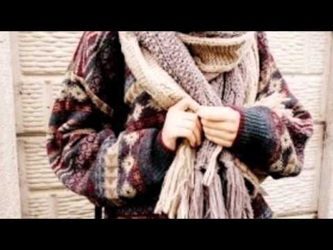 Autumn / Fall And Winter Fashion & Style Inspiration For Women And Girls 2013 - 2014