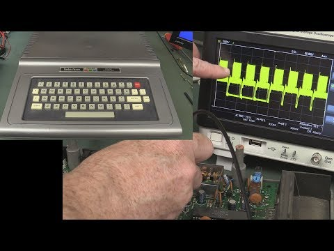 EEVblog #1021 - Retro Radio Shack TRS-80 Color Computer