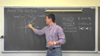 Evaluating Inverse Trigonometric Functions (Corrected)