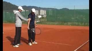 Advanced Tennis Backhand Technique - Step 1: Assessment