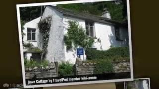 Grasmere United Kingdom  city pictures gallery : Dove Cottage - Grasmere, Lake District, Cumbria, England, United Kingdom
