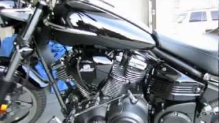 8. YAMAHA RAIDER S-MODEL MOTORCYCLE