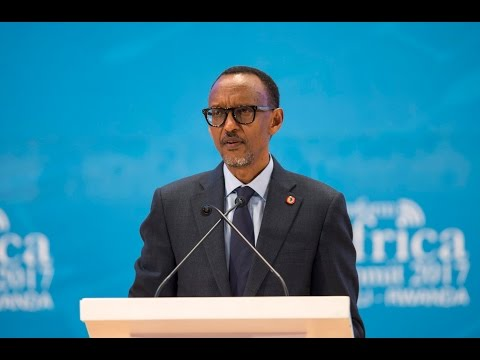 Video PRESIDENT KAGAME OPENS TRANSFORM AFRICA SUMMIT 2017 download in MP3, 3GP, MP4, WEBM, AVI, FLV January 2017
