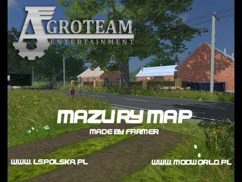 MAZURY MAP v1.0