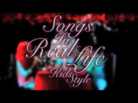 Songs In Real Life Kids Style 7 Valentine's Day Edition