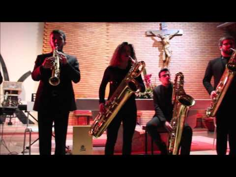 Vento do Norte - Ensemble de Saxofones da ESMAE
