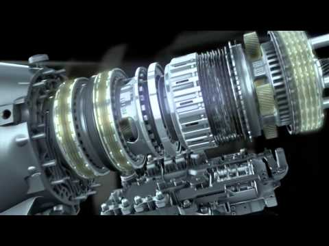 Mercedes-Benz 7G-TRONIC Plus Transmission