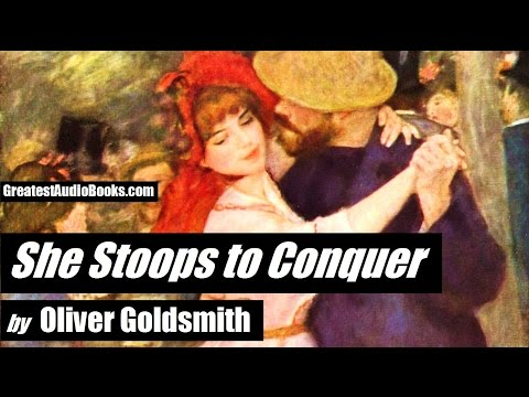 "a paper on satire in goldsmiths play she stoops to conquer She stoops to conquer 2004 production all farce and not satire  ""oliver goldsmith's she stoops to conquerturns out to be the perfect summer entertainment."