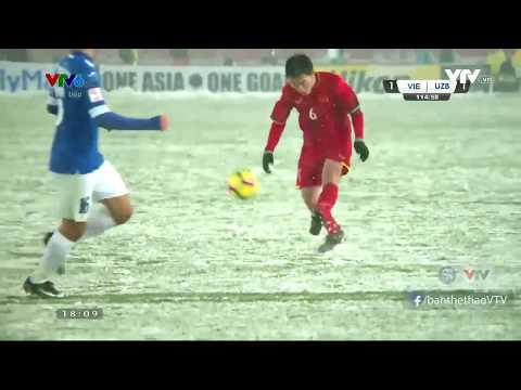 U23 Việt Nam vs U23 Uzbekistan Full Highlights - Thời lượng: 3 phút và 10 giây.