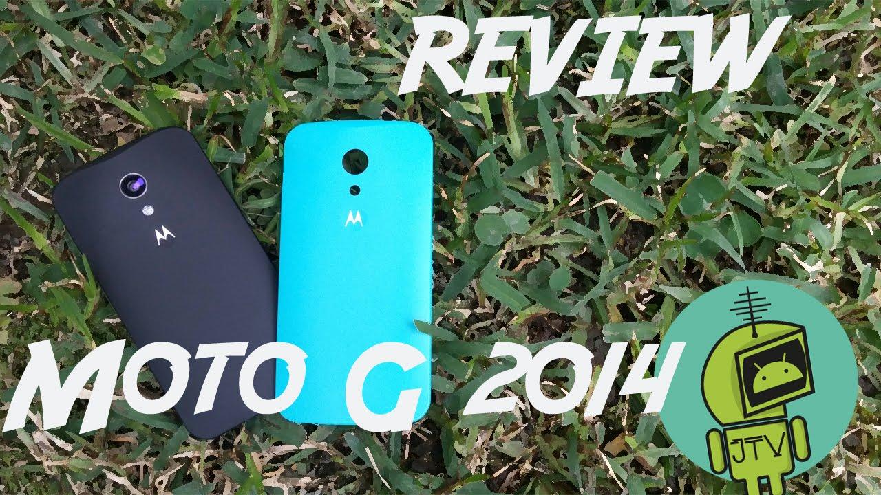 Descargar Review completo Moto G 2014 / 1 Semana de uso para Celular  #Android
