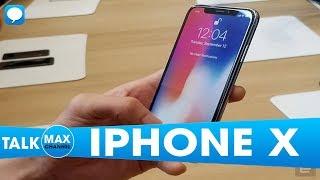 Cận cảnh iPhone X- Smartphone đột phá nhất, Giá không rẻ dưới 30 triệu