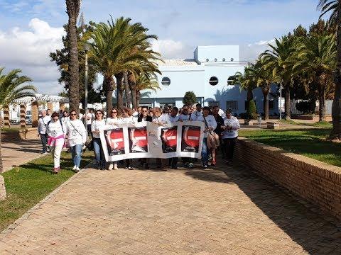 Marcha contra las Adicciones – ARATI Isla Cristina