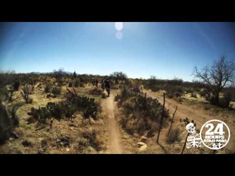 24 Hours in the Old Pueblo – Mountain Bike Race 2013 – Teaser