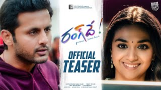 A Cute Marriage Gift to our Hero Nithiin from team #RangDe   #RangDeTeaser