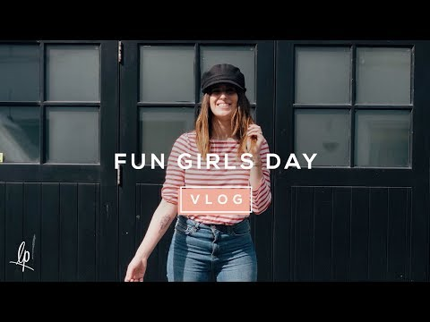 NEW TATTOO & A FUN GIRLS DAY IN BRIGHTON  | Lily Pebbles