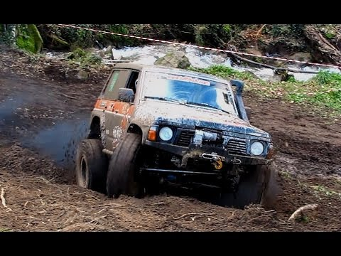 nissan patrol gr - mud power