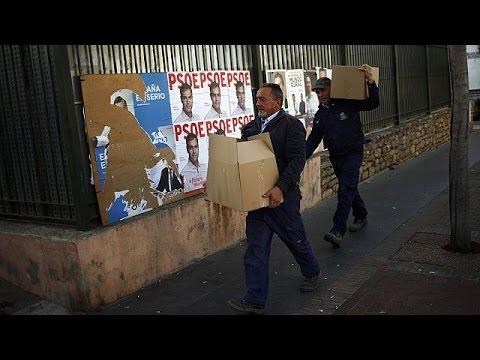 Ισπανία: Έπεσε η αυλαία της προεκλογικής περιόδου