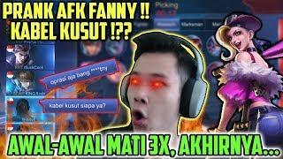 Video PRANK FANNY AFK, AWAL2 MATI 3X, DISURUH OPERASI PANT*T!! WKWKKK - Mobile Legends MP3, 3GP, MP4, WEBM, AVI, FLV Agustus 2019