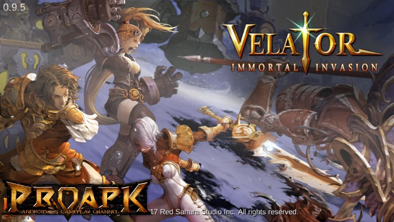 Velator : Immortal Invasion
