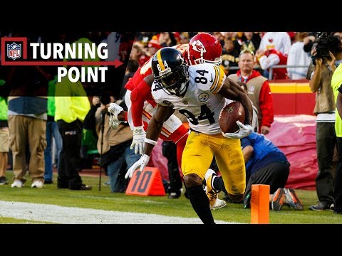Video: Antonio Brown's Circus Catch Takes Down the Undefeated Chiefs (Week 6) | NFL Turning Point