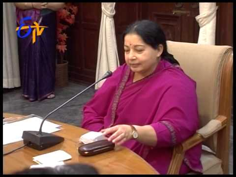 Etv - What Will Be The Future Of Jayalalitha - ETV Special Story.