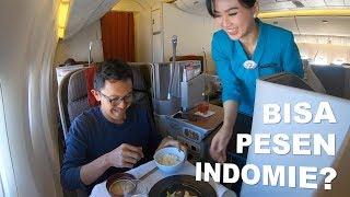 Video BEST INFLIGHT MEAL! BUSINESS CLASS GARUDA INDONESIA TOKYO TO BALI B777-300ER AWESOME FLIGHT! MP3, 3GP, MP4, WEBM, AVI, FLV Februari 2019