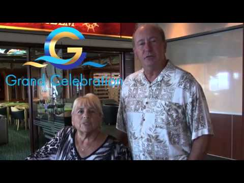 Robert and Amelia Grand Celebration Cruise Testimonial