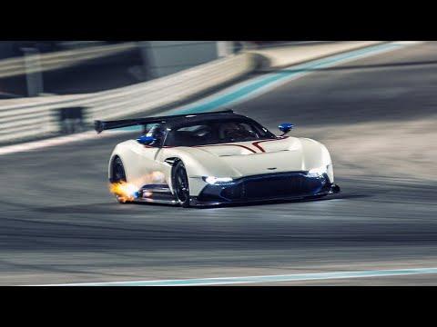 Chris Harris In The Aston Martin Vulcan | Top Gear: Series 23 | BBC