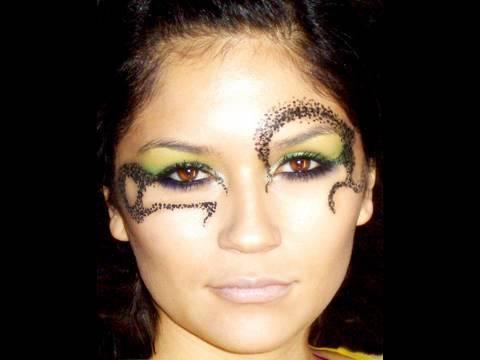 Runway Trend Eye Make-Up