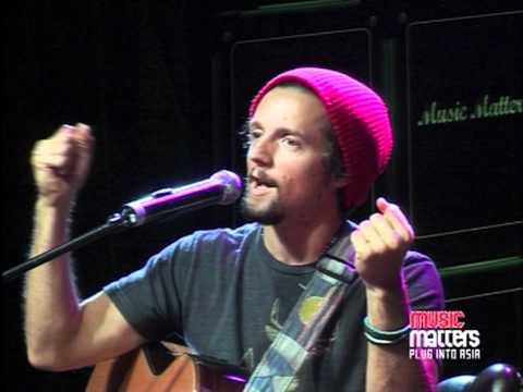 Jason Mraz - I'm Yours [Live at Music Matters]