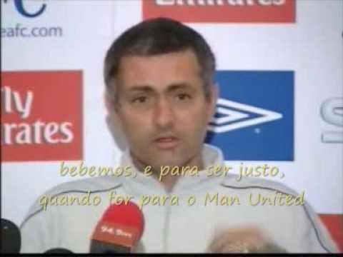 José Mourinho: as melhores respostas