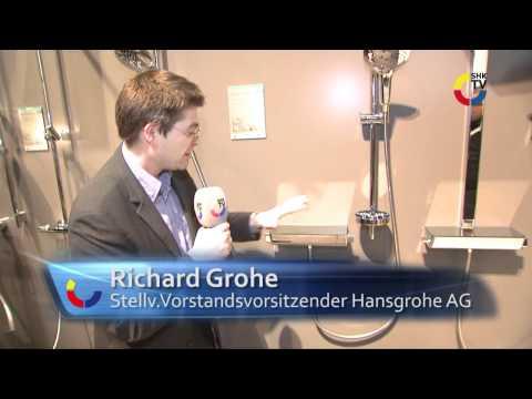 Hansgrohe: Handbrausen Raindance und EcoStart Select