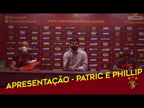 Apresentação - Patric e Phillip