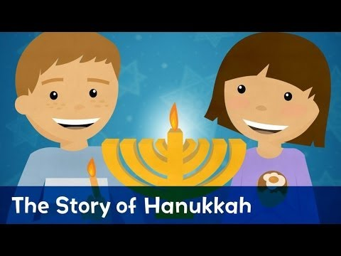 hanukkah - Learn about the miracle of Hanukkah. See the story come alive as the Maccabees celebrate the miracle of the Eight Nights of Hanukkah. For more free songs and...