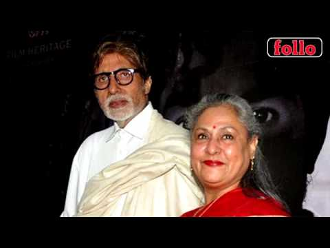 Amitabh And Jaya Bachchan To Feature In A Jewelry Ad