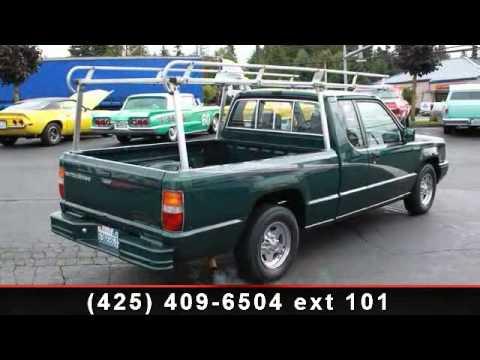 1993 Mitsubishi Mighty Max - Kompact Kar Korner - Lynnwood,