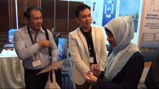 PT. Multi Terminal Indonesia @ Asean Port & Shipping Exhibition 2012