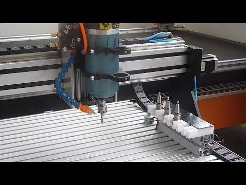 CNC CAT-Blade ATC