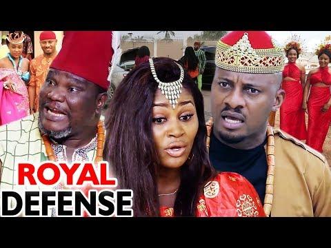 Royal Defense Season 1 & 2 - ( Ugezu J Ugezu ) 2019 Latest Nigerian Movie Full HD