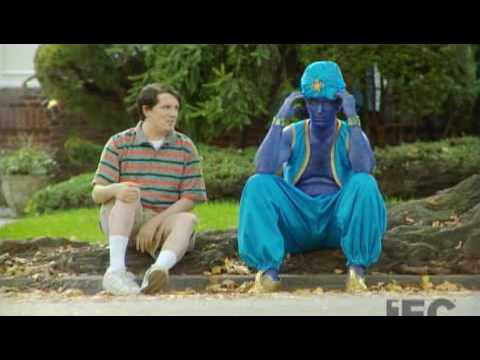 This skit from Whitest Kids U Know works great in light of recent events..