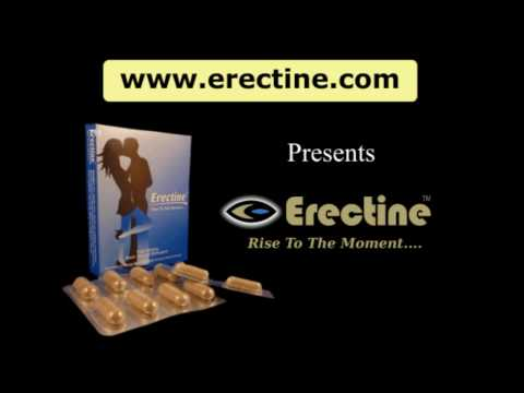 Erectine - Herbal Male Impotence, Erectile Dysfunction Treatment and Male Enhancement